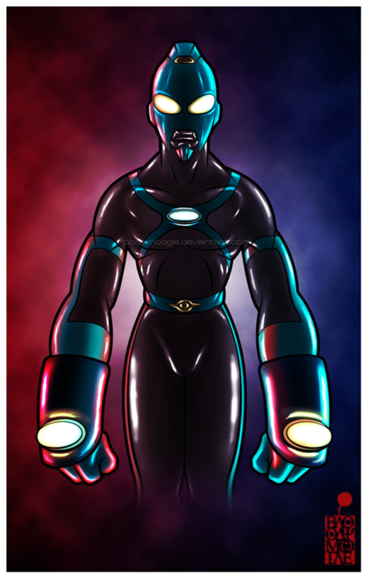 Ultraman: The Unknown One por BloodyMoogle