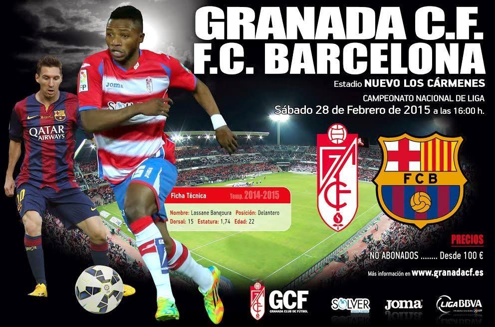 Granada c f 1931 precios granada cf fc barcelona for Gimnasio 02 granada precio