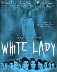 white lady horror movie