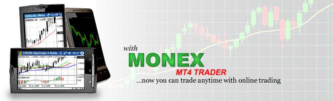 Monex Trader MT4