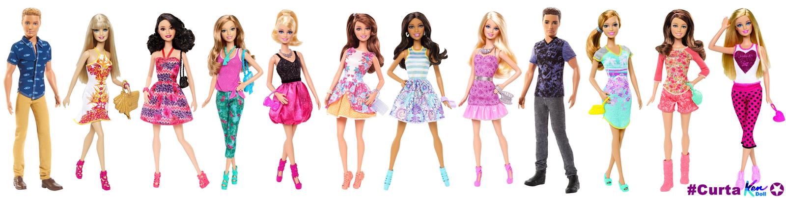 Barbie Fashionistas Swappin Styles 2014 Autos Post