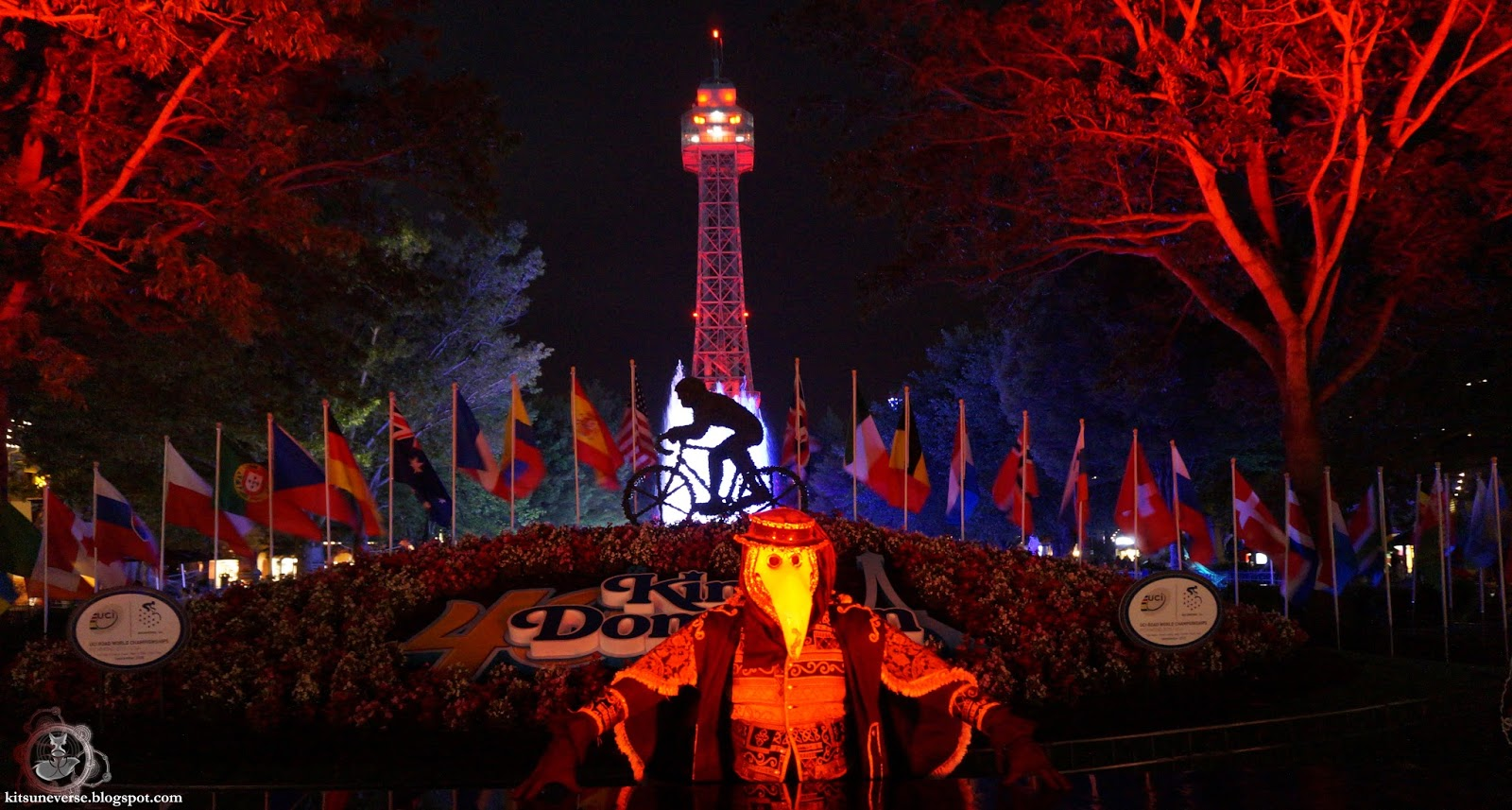 Kitsuneverse: [Haunt Review] Surviving the Terror Overload at ...