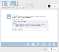Crackroach Create Fake facebook walls using The Wall Machine