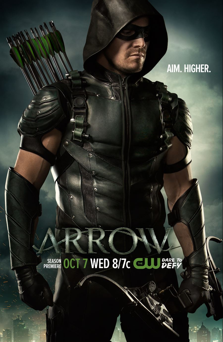 download series Arrow S04E11  A.W.O.L.