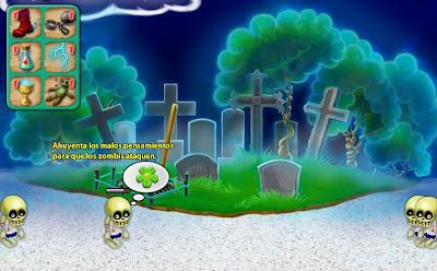 juego jardines de la muerte de tuenti