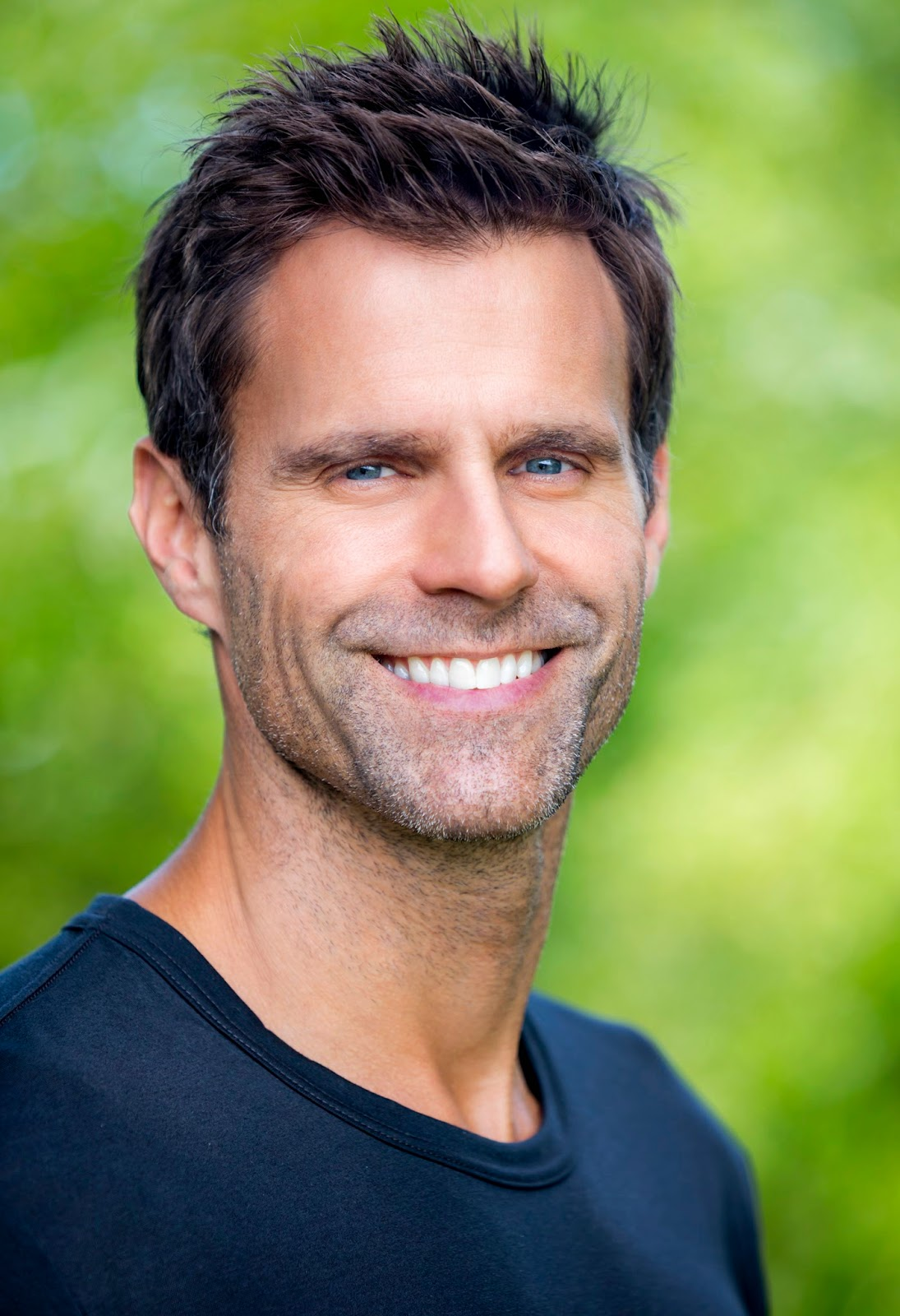 celebrity extra cameron mathison goes undercover in along