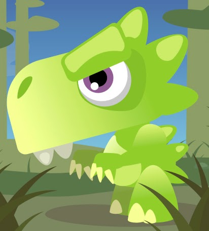 Quick Tip: How to Create a Cute Cartoon Dinosaur
