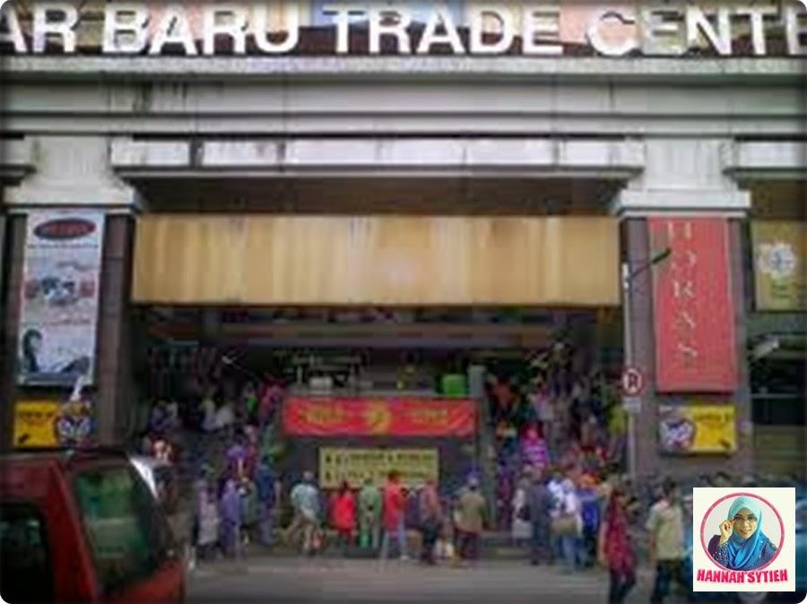 Kat Mana Nak Shopping Dekat BANDUNG PASAR BARU TRADE CENTRE La