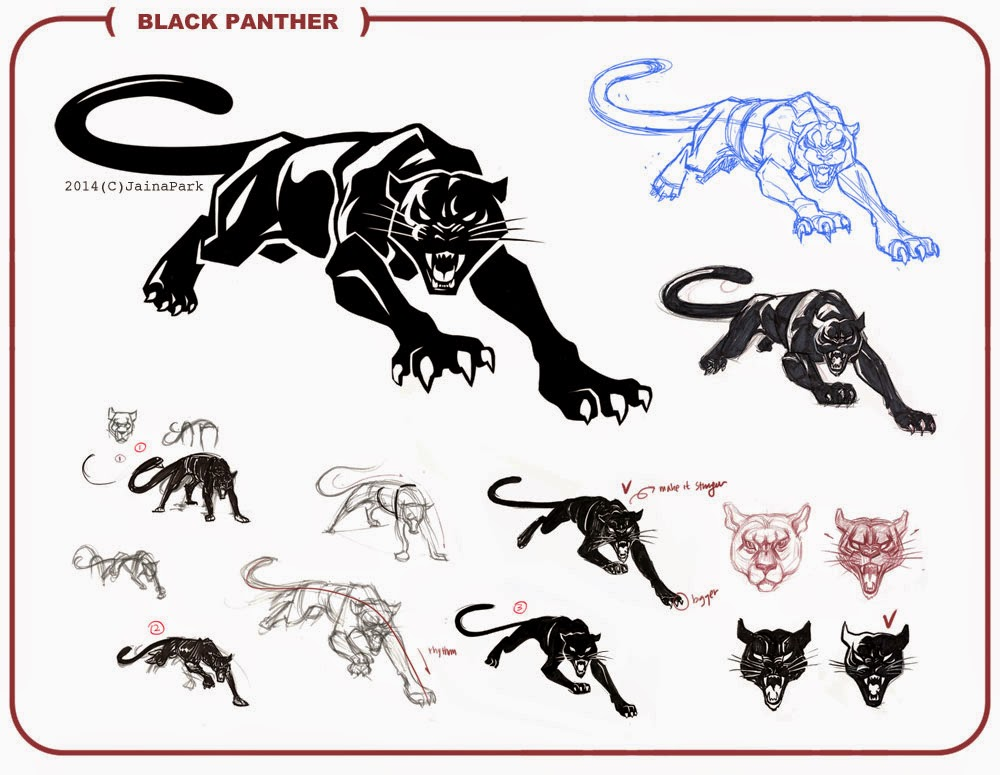 татуировка пантерой картинки