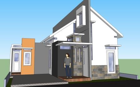 desain rumah minimalis 2014: desain rumah minimalis 1 lantai