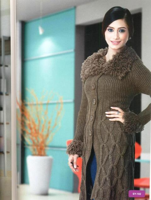 Ladies winter sweater 2013 by tania