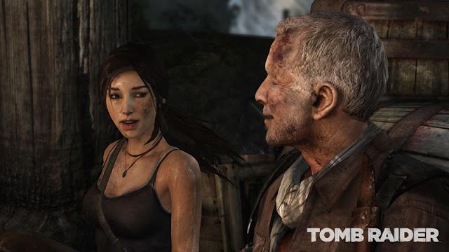 Tomb Rider | A Survivor Is Born HD Wallpaper