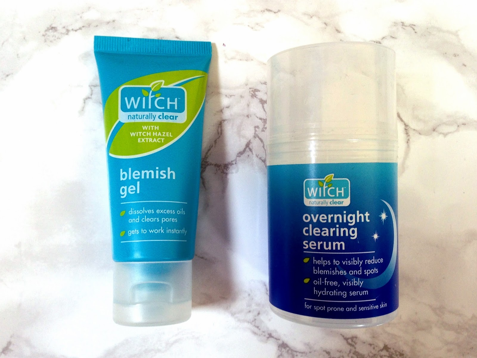 Witch Skincare Blemish Gel Overnight Clearing Serum Review