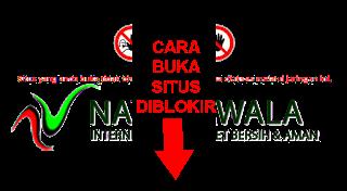 Trik Membuka Situs Web Yang Di Blokir Di Android Internet Positip, Nawala, Netsafe Tanpa Root