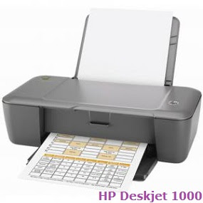 Printer HP Deskjet 1000