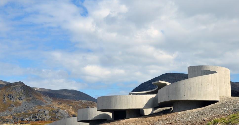 arquitectura zona cero: ARQUITECTURA EN RUTA: NORUEGA - photo#19
