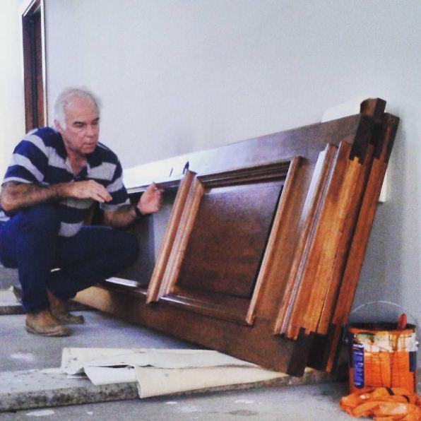 Portal para Gradil ~ Arte Carlos Vidal