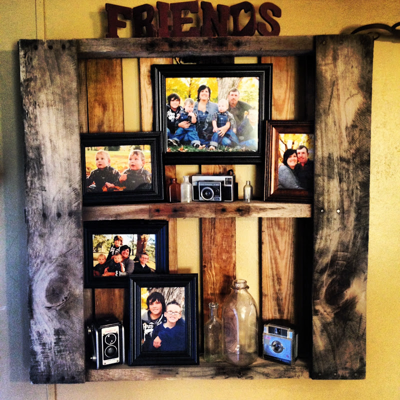 Decorating with Wooden Pallets Ideas