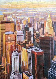 Cuadros Fantasticos Modernos Ciudades