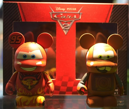 Destination Vinylmation Cars 2 Vinylmation Explained