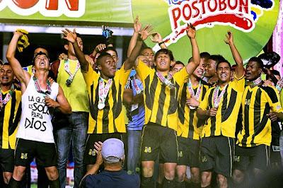 ¡Los equipos de la «B» se tomaron la Liga Postobon!