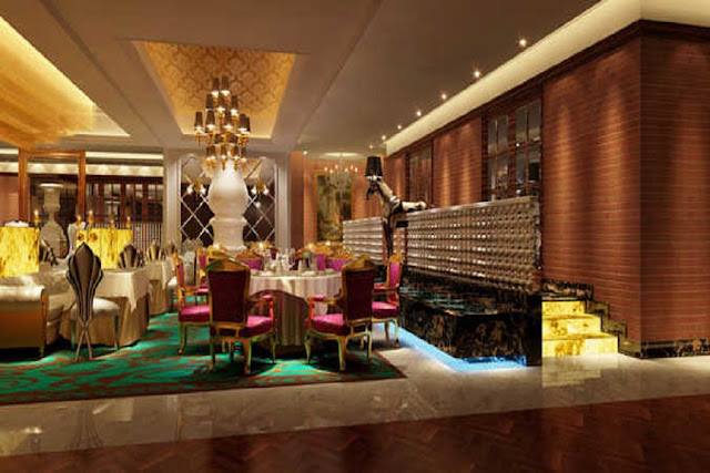 Design interior - restaurant - club