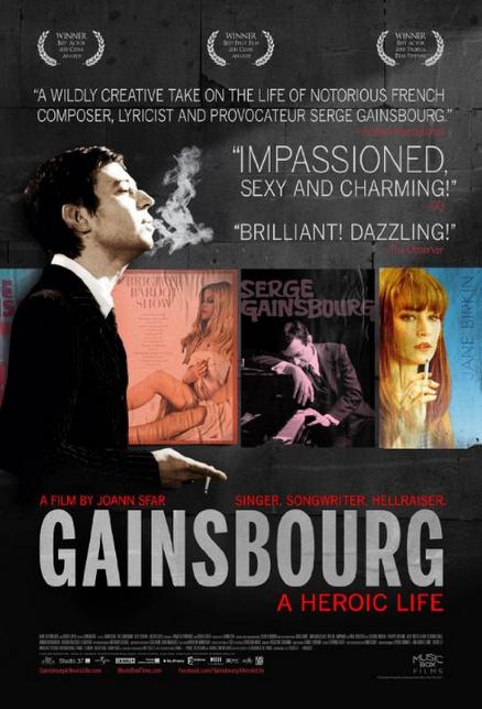 Filmtipp Gainsbourg - Der Mann, der die Frauen liebte