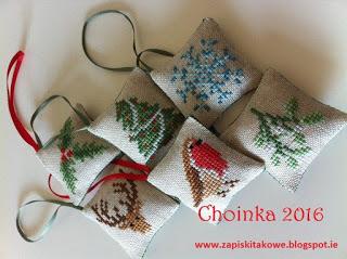 SAL - Choinka 2016 - wykonane:)