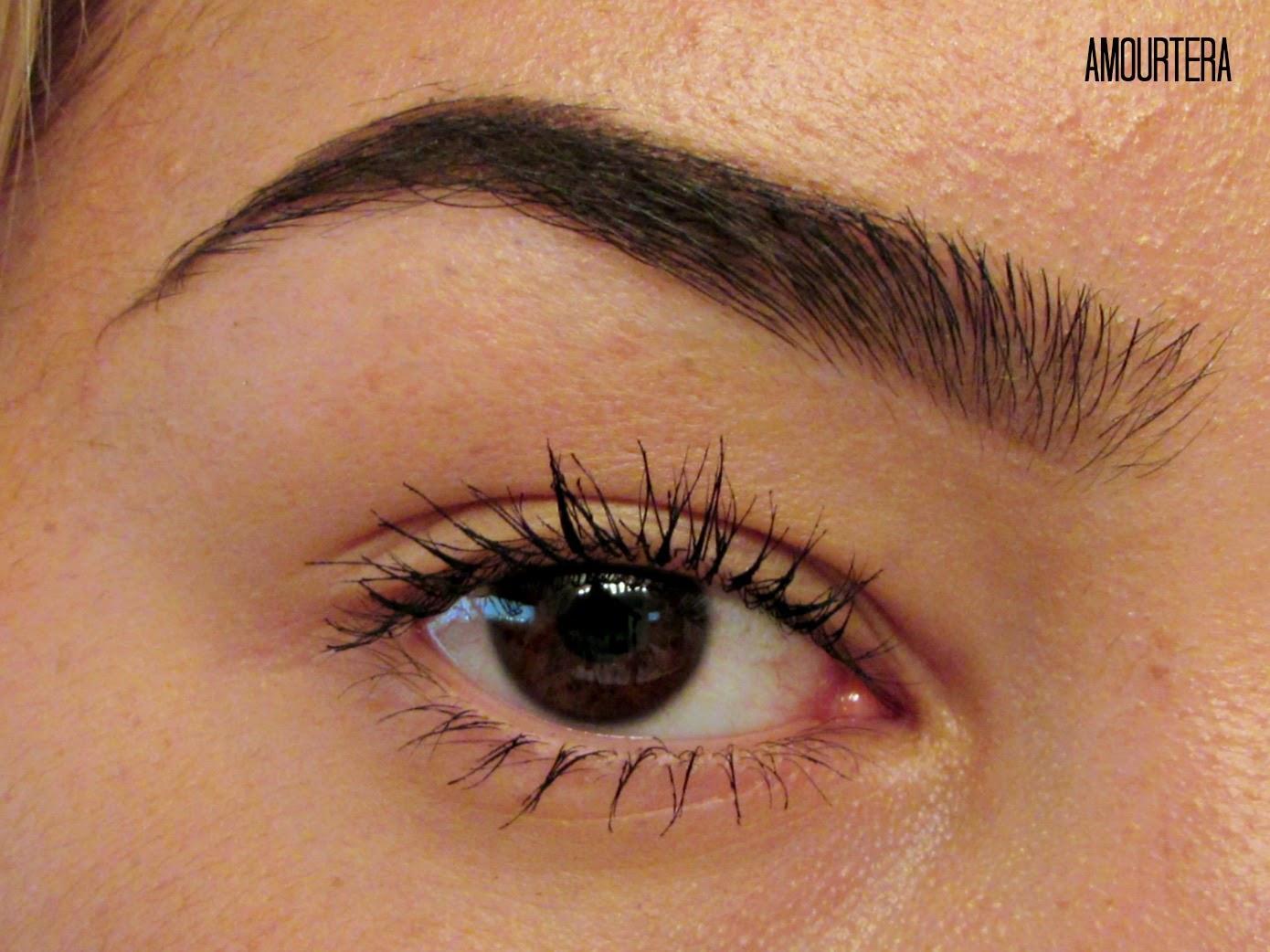 Amourtera Nyx Eyebrow Gel Review