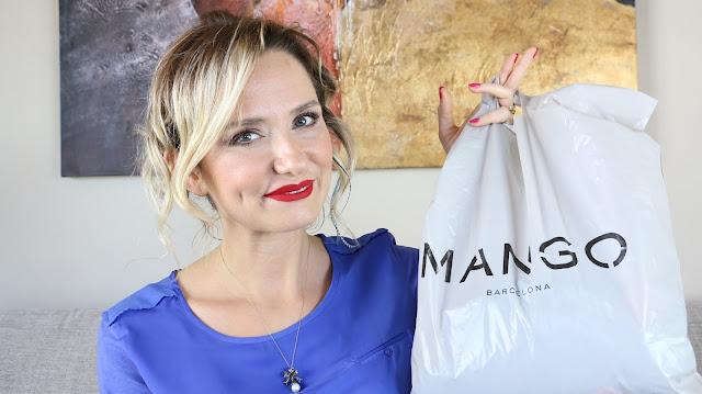 MANGO -  indirim alışverişi -  ALIŞVERİŞ - makyaj blogları - türk youtuber - alışveriş videoları