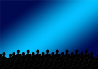 persone al teatro