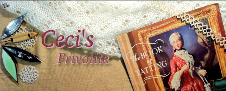 Ceci's Tatting World - La frivolite/frivolidad