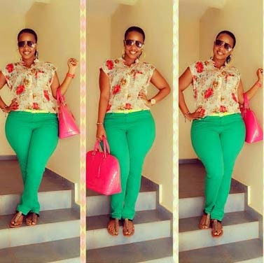 Forget our very own Socialites in Kenya Agatha loswash killer Curves ...