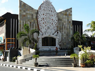 Kuta Bomb Monument