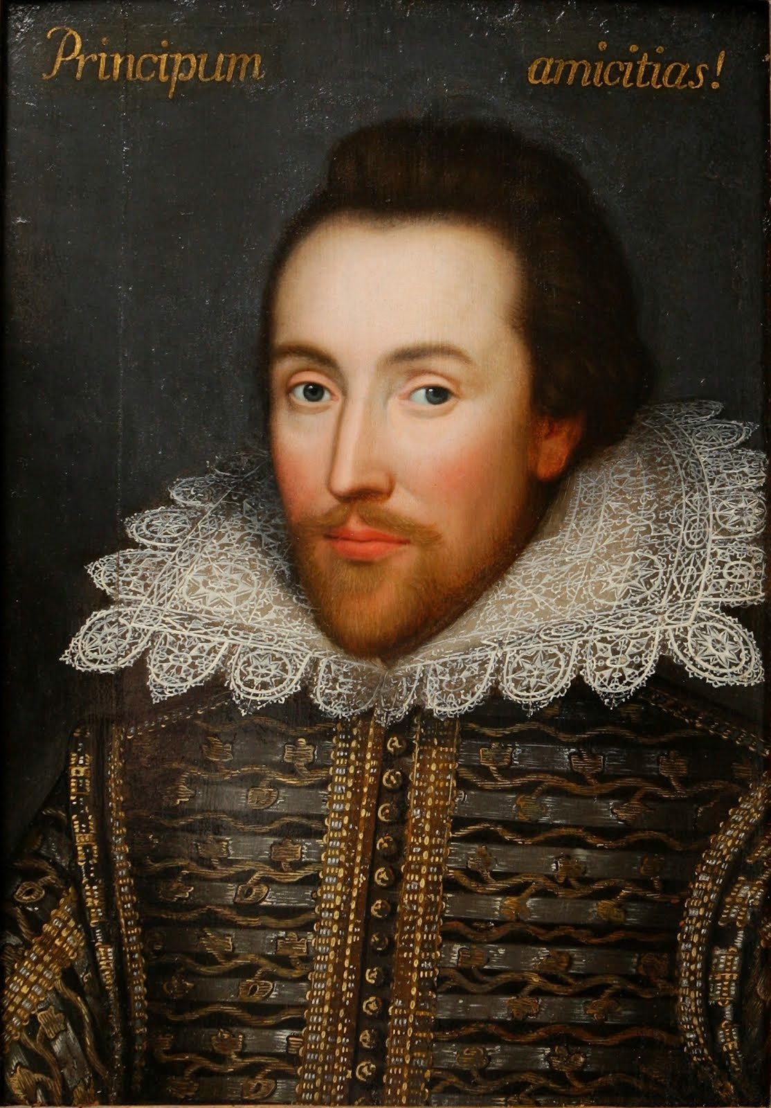 What did William Shakespeare look like? Click the image and survey the suspects.