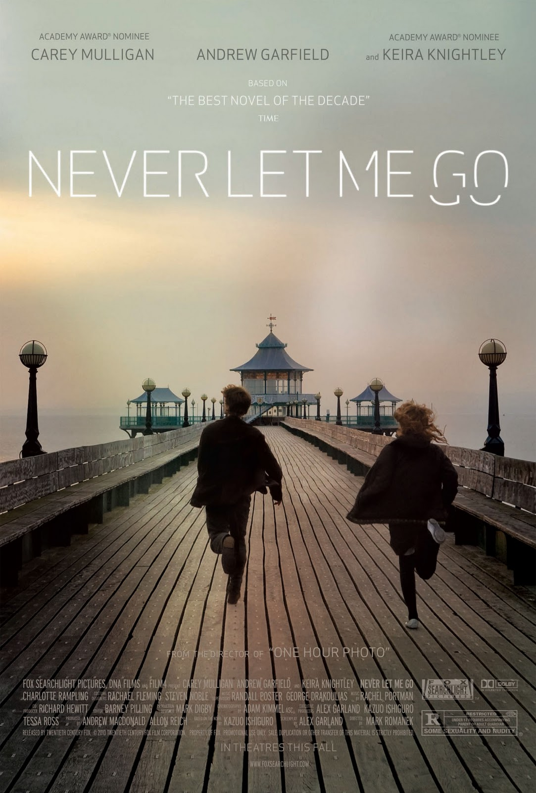 Never Let Me Go movie poster 1 A Small Graduation Party English