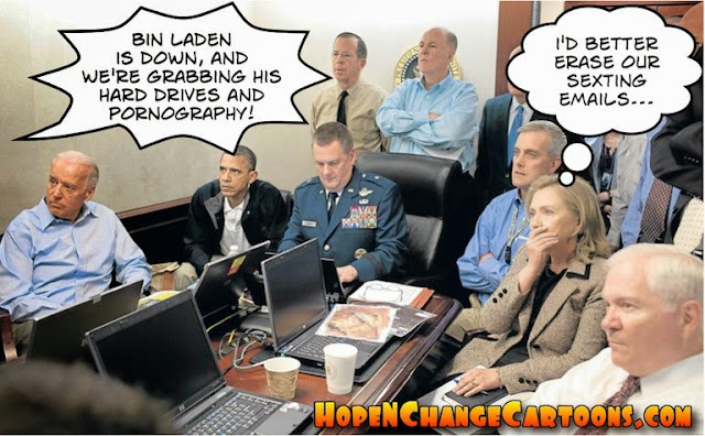 obama, obama jokes, political, humor, cartoon, conservative, hope n' change, hope and change, stilton jarlsberg, osama bin laden, porn, pornography, hillary