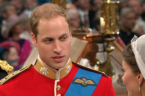 prince william wedding pictures. prince william and kate