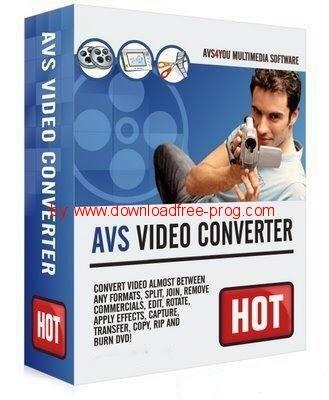 تحميل برنامج AVS Video Converter 8.4.1.540 لتحويل الفيديو