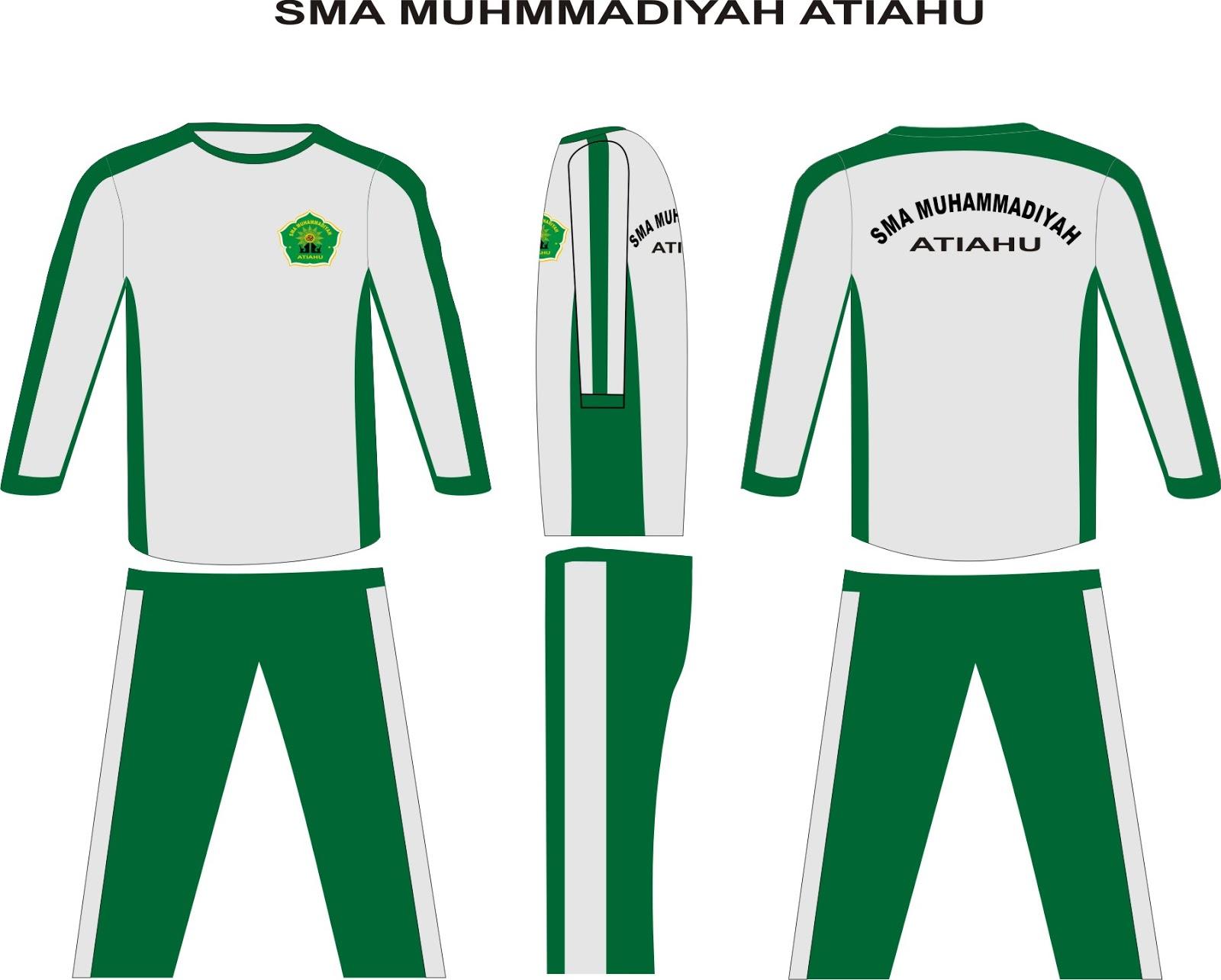 desain baju olahraga modern desain kostum olahraga sekolah