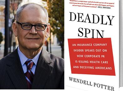 Wendell Potter Insurance Spin D13