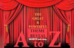A-Z THEME REVEAL MARCH 21ST
