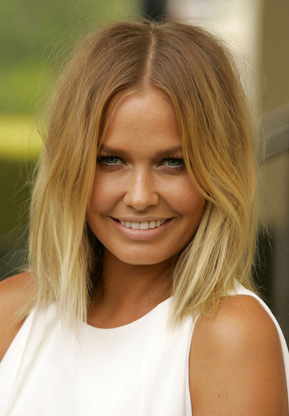 Lara Bingle - Seriously to-die-for colour, cut and texture! But sadly ...