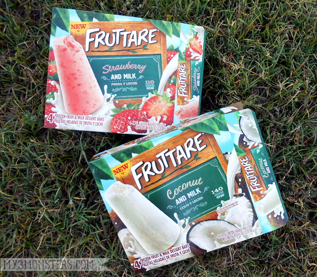 Fruttare frozen fruit bars at my3monsters.com