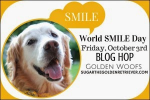 World Smile Day Blog Hop