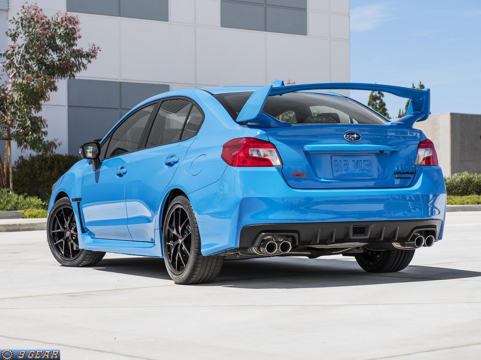 Subaru reveals limited edition series hyperblue brz and wrx sti models car reviews new car