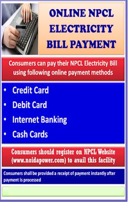 NPCL Online Electricity Bill Payment