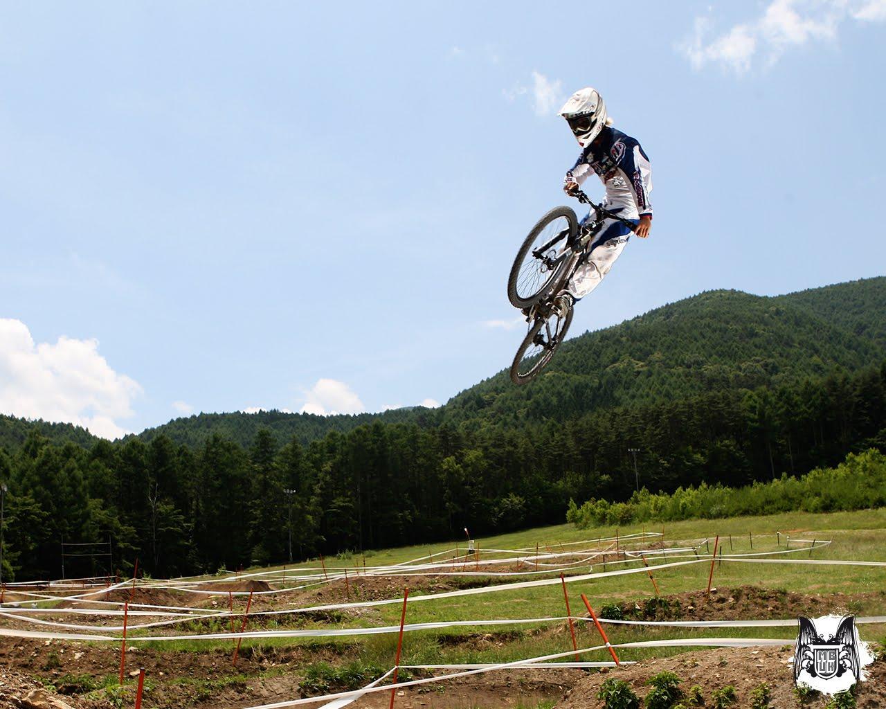 fun of world downhill mountain biking wallpapers