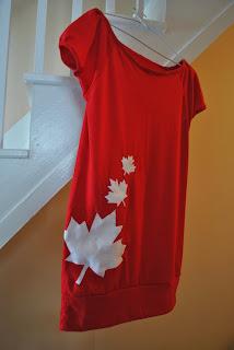 Canada Tunic