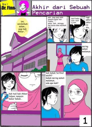 Tupice Blog Search This Komik Islami Akhir Dari Sebuah Pencarian